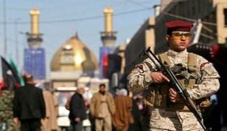 مقام عراقی: انتقال تروریستها به نزدیکی مرزهای عراق و سوریه عامل تهدید امنیت کربلاست
