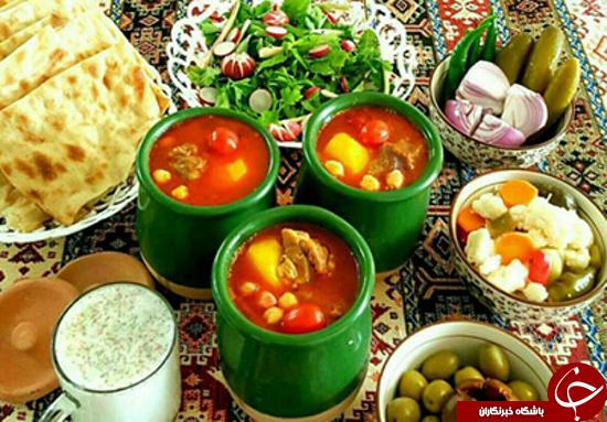 خوشمزه ترین غذاهای ایران کدامند؟ +تصاویر