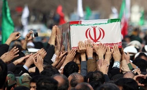 باشگاه خبرنگاران - تشییع پیکر مطهر ۳۴ شهید گمنام دفاع مقدس