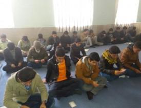 برگزاری مراسم دعای عرفه امام حسین(ع) درکابل