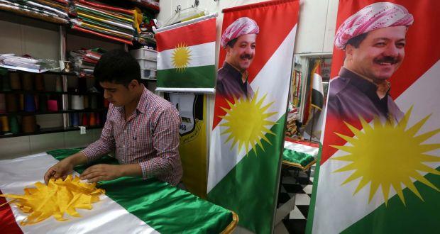 همه پرسی در کردستان عراق یک تهدید است