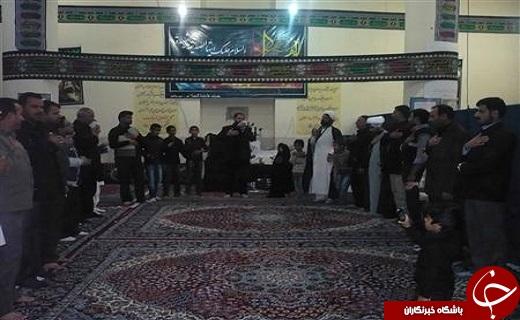 آیین سوگواری سید و سالار شهیدان در سیستان وبلوچستان
