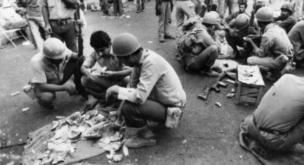 مقاومت جوانان خرمشهری با دستان خالی/ شهر سقوط کرد اما «ایمان» نه