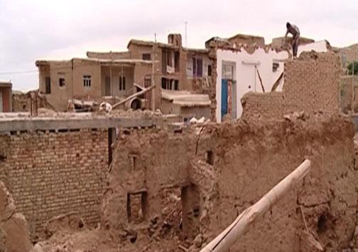 وضعیت مناظق زلزله دربجنورد بعد از گذشت چهار ماه+ تصاویر