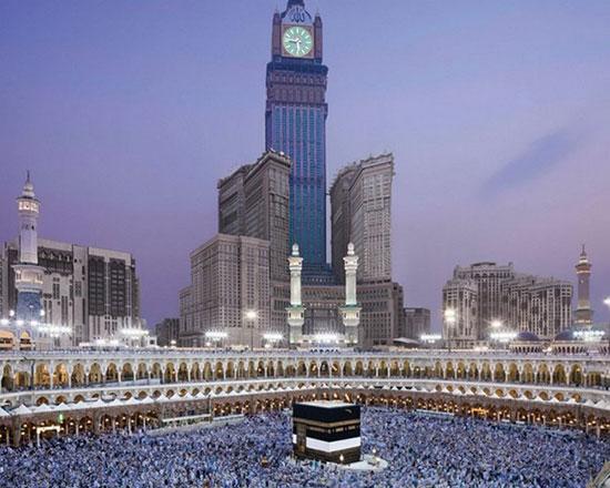 ساعت عظیم الجثه دنیا