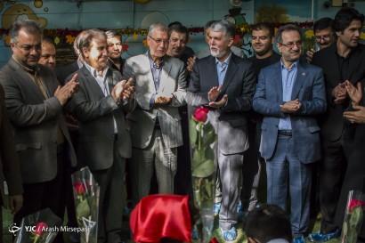 باشگاه خبرنگاران -مراسم زنگ مهر با حضور وزرای تعاون، کار و رفاه اجتماعی و فرهنگ و ارشاد اسلامی