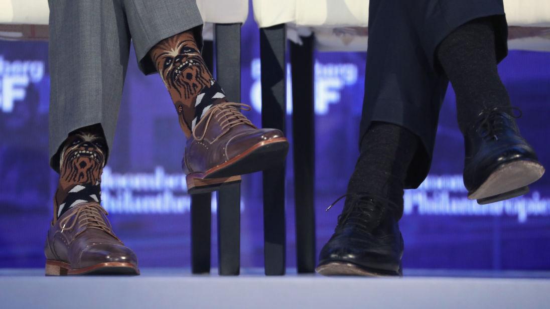 جنگ جوراب: جورابهای نخست وزیر کانادا باعث خشم شاتنر شد
