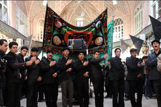 هیئت در آذربایجان شرقی کجا برویم؟