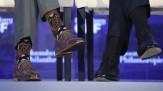 باشگاه خبرنگاران -جورابهای نخستوزیر کانادا دوباره خبرساز شد