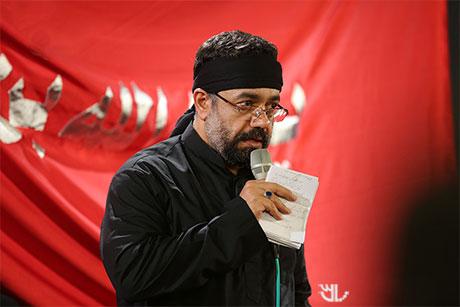 این دل های دریایی این عشق و بی پروایی این شور عاشورایی محمود کریمی