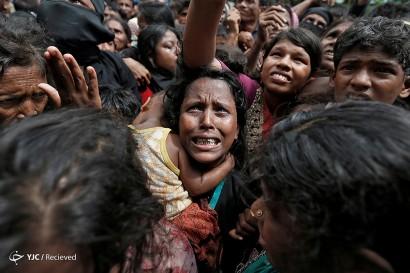 باشگاه خبرنگاران -شرایط مسلمانان آواره میانماری در بنگلادش