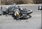 باشگاه خبرنگاران -یک موتور به اندازه یک خودرو مصدم برجای گذاشت