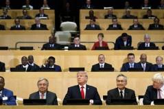 باشگاه خبرنگاران -تصاویر هفته: از وقوع زمین لرزه مهیب مکزیک تا سخنرانی ترامپ در مجمع عمومی سازمان ملل