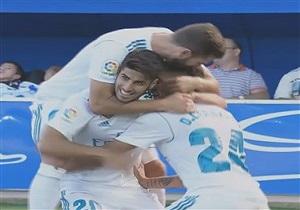 پیروزی خفیف رئال مادرید برابر آلاوس + فیلم