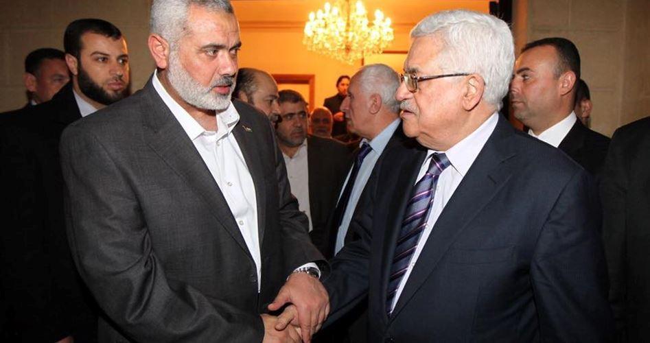 عباس و هنیه درباره سفر دولت وفاق ملی فلسطین به غزه تلفنی گفتگو کردند