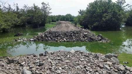 جاده تالاب استیل آستارا، مسیری به سمت نابودی محیط زیست + فیلم