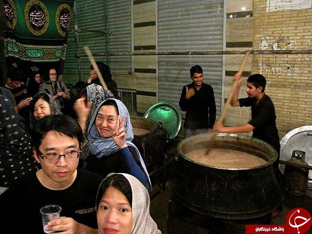 خارجیها درباره عزاداری ایرانیها چه فکر میکنند؟ +تصاویر