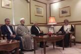 باشگاه خبرنگاران -ظریف با همتای عمانی خود دیدار کرد