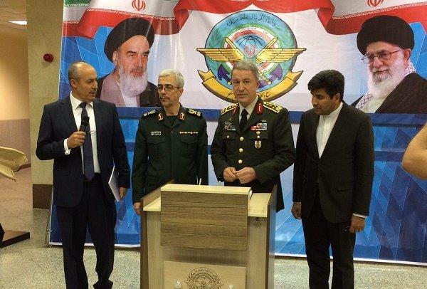 همکاری های نظامی ایران و ترکیه افزایش مییابد