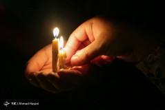باشگاه خبرنگاران - مراسم شام غریبان در حرم مطهر امام رضا (ع)