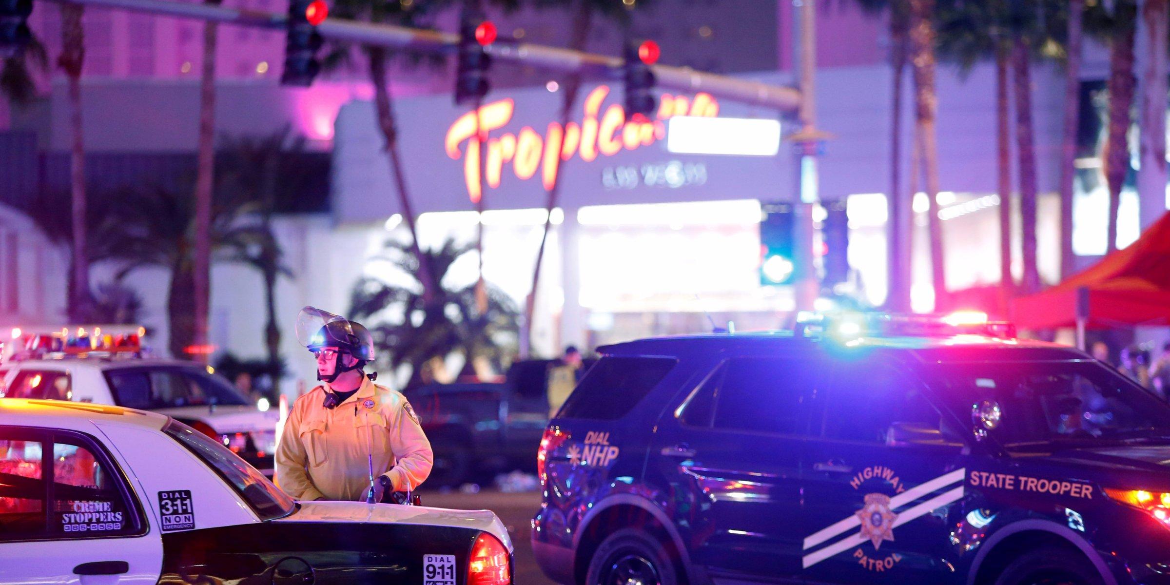 اف بی آی: عامل تیراندازی مرگبار لاس وگاس با داعش ارتباطی ندارد