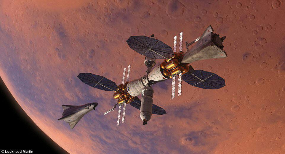 1-سیر تحول شرکت لاکهید مارتین؛ از ساخت جنگنده تا سفینه فضایی+تصاویر2-سازنده هواپیماهای جنگی راهی یافت نشانههایی از حیات بیگانه دراین سیاره میشود+تصاویر
