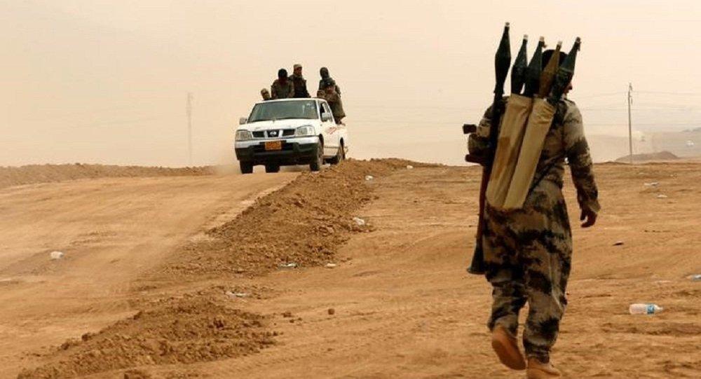 بازداشت 5 عضو داعش در ولایت ننگرهار