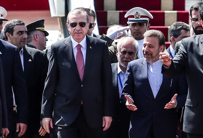 اردوغان فردا وارد تهران میشود