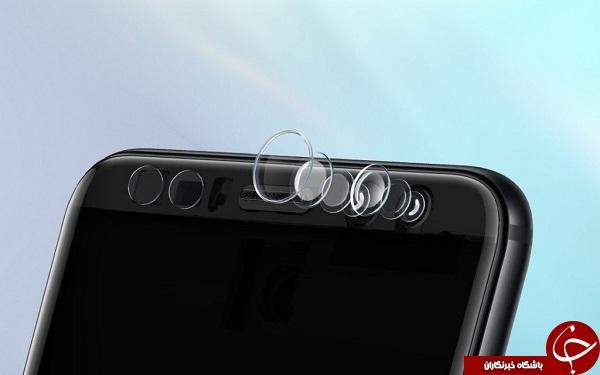 گوشی Nova 2i هواوی معرفی شد + تصاویر