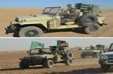 باشگاه خبرنگاران -خودروی زرهی ایرانی، سفیر پیروزی برای حشدالشعبی عراق