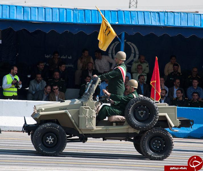 خودروی زرهی سفیر ایرانی، سفیر پیروزی برای حشدالشعبی عراق