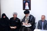 باشگاه خبرنگاران -تقریظ رهبر انقلاب بر تصویر شهید محسن حججی+ تصاویر