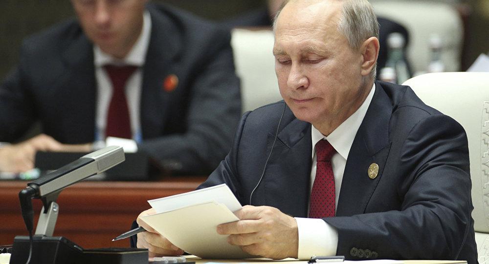 پوتین: مسکو از اصلاحات ارزیابی شده سازمان ملل حمایت می کند
