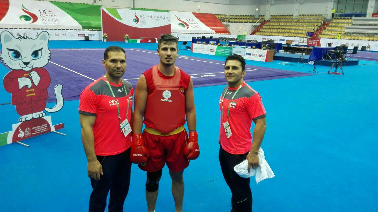 ووشوی ایران برای نخستین بار قهرمان جهان شد