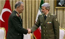 ایران و ترکیه اجازه تحقق سناریوی جدید رژیم صهیونیستی در منطقه را نخواهند داد