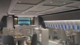 باشگاه خبرنگاران -پروازی لوکس با هواپیمایی استثنایی+ تصاویر