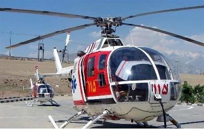 برد پروازی آمبولانس هوایی بوشهر افزایش مییابد