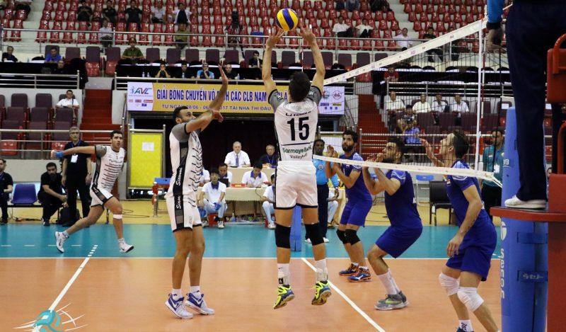 زمان و میزبان مسابقات والیبال باشگاههای آسیا مشخص شد