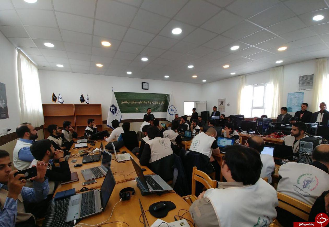 برگزاری نخستین اردوی جهادی فضای مجازی کشور در مشهد
