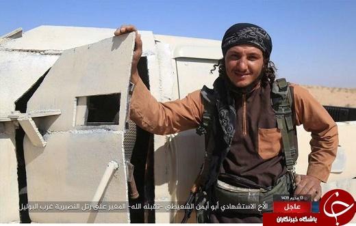 جوانی که روند عملیات ارتش سوریه را کُند کرد +عکس