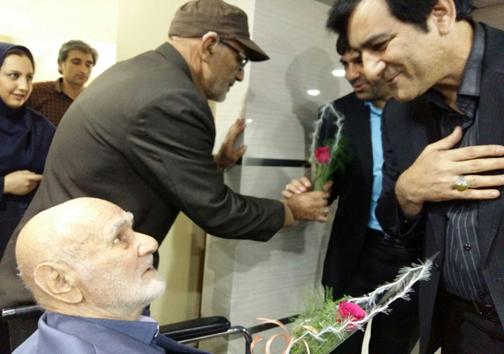برگزاری مراسم تکریم از سالمندان در لرستان
