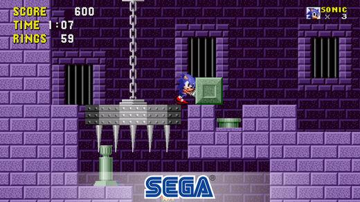 دانلود Sonic the Hedgehog 3.1.0 بازی سونیک سگا