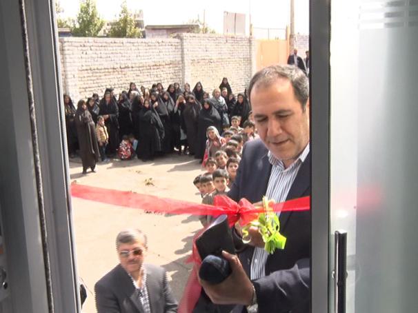 بهره برداری از کلینیک سیار دندانپزشکی در زنجان