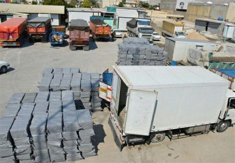 ۱۶۶ میلیارد تومان کالای قاچاق در استان بوشهر کشف شد