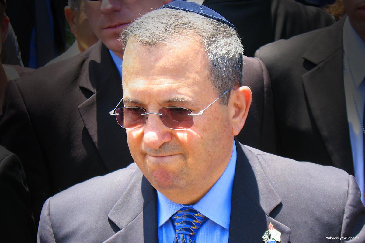 سازمان عربی حقوق بشر در انگلیس خواستار بازداشت «ایهود باراک»شد