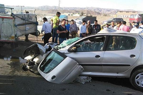 فوت ۱۹۷ نفر در سوانح جاده ای استان همدان