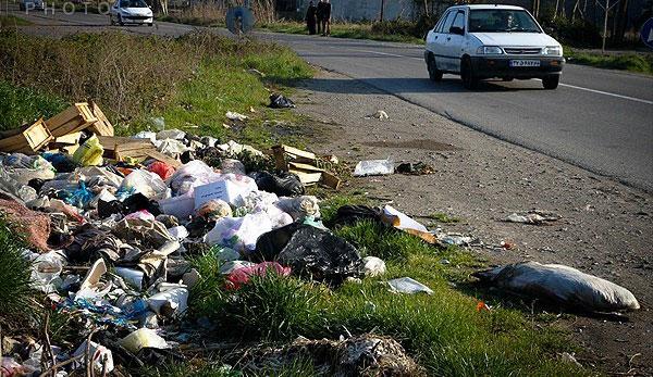 همدانی ها روزانه ۴۲۵ تن زباله در شهر تولید می کنند