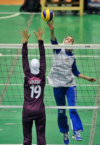 دعوت از دو بازیکن آذربایجان شرقی به اردوی تیم ملی والیبال نوجوانان دختر