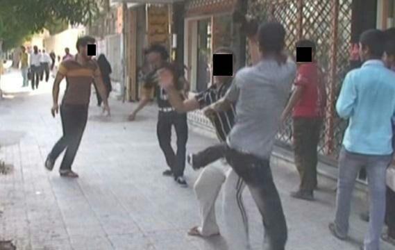 پایان نزاع دسته جمعی با حضور قاطعانه پلیس