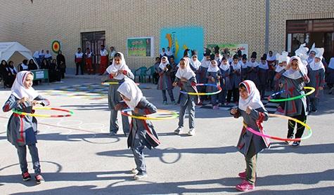 افزایش 20 درصدی تجهیزات ورزشی مدارس در برنامه ششم توسعه